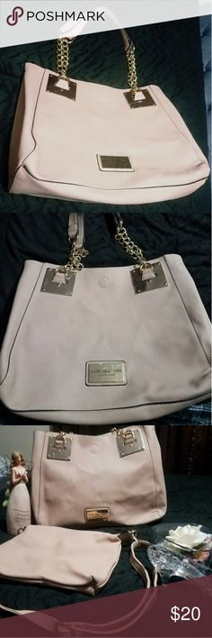 Marc Andrew Satchel Bag Cream Satchel Comes with cross body bag Brand New without tag Andrew Marc Bags Satchels