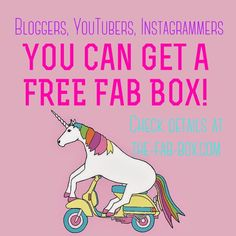 #free #bloggerfreebies #youtube #instafriends #happymail #thefabbox
