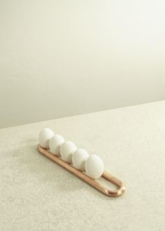 Bracket Trays by India-based designer Saif Faisal.