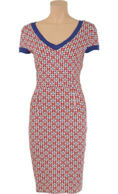 King Louie - Lisa dress Mistral