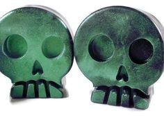 For washing all that zombie makeup off – skull soap!