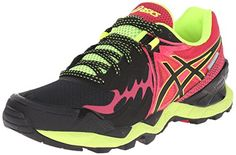 ASICS Women s Gel-Fuji Endurance Running Shoe, Black Onyx Azalea, 9 M US      Continue to the product at the image link. ab0c489ffe