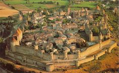 Medieval Castles of the Languedoc used as refuges by the Cathars