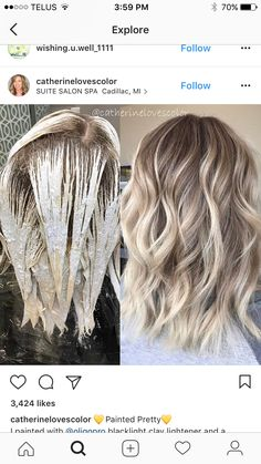 Golden Blonde Balayage for Straight Hair - Honey Blonde Hair Inspiration - The Trending Hairstyle Hair Color Balayage, Blonde Balayage, Blonde Highlights, Haircolor, Fall Blonde Hair Color, Honey Balayage, Cabelo Ombre Hair, Blonde Hair Inspiration, Honey Blonde Hair