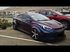 Hundai Elantra, Honda, Car Mods, Weird Cars, Chevrolet Cruze, Hyundai Sonata, Car Wheels, Toyota Camry, Car Photography