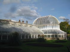 Botanical Gardens, Queens area, Belfast ~ Oct. 2011