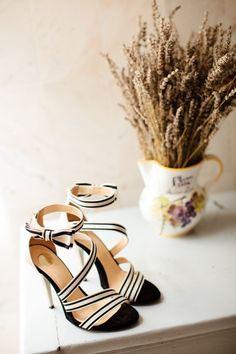 35 Fabulous Fall Wedding Shoes And Booties   HappyWedd.com
