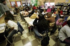 overcrowded new york classrooms elementary - Google Search