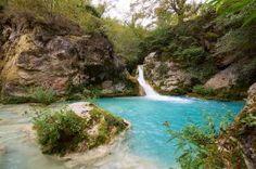 De la primera bandera azul fluvial de España, en Galicia, a piscinas naturales en el interior de Alicante