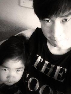 Tablo and Haru gah too adorable! :D