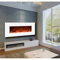 3 Benefits Of Choosing Modern Electric Fireplace   MidCityEast
