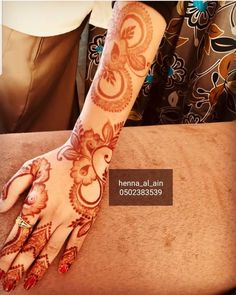 Pin For Trend Presented Backhand Henna Party Designs That You Love To Try - Henna Designs 2019 (Latest Mehandi Designs Collection