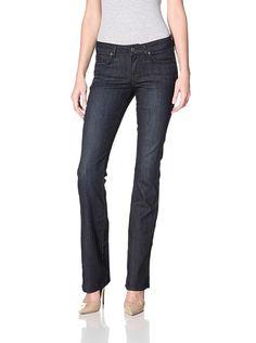 Rich & Skinny Womens Wedge Bootcut Jean