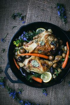 A Cast Iron Skillet & A Camera – Food Photography by Beth Kirby