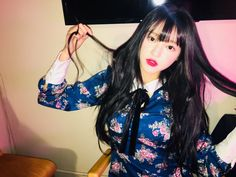 Image about beautiful in OMG - YooA by xolovestephi Kpop Girl Groups, Kpop Girls, Rapper, Oh My Girl Yooa, Punch In The Face, Red Velvet Seulgi, Girl Standing, Korean Actresses, Female Singers