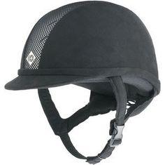 7c3c0b557ea Charles Owen AYR8 Riding Helmet 6 7 8 black × black Riding Hats