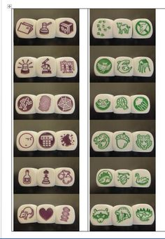 rory's story cubes - detective en dieren Clue and Animalia Story Cubes, Sci Fi Horror Movies, Therapy Games, Make A Game, Story Stones, Time Games, Horse Crafts, Dado, Telling Stories