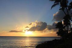 Napili Bay in Hawaii (Photo: Jenny Gorenstein) http://yhoo.it/1tnkgXU