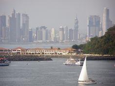Panama Canal Locks   Panama Canal