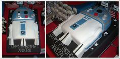Star Wars Birthday Party Ideas | Photo 4 of 9 | Catch My Party