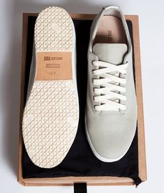 Fancy - Supermarine Sneakers by Outlier | nice men's casual shoes