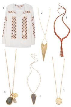 THE FASHION FILES: BOHEMIAN CHIC LOOK | THE STYLE FILES