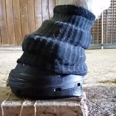 While hoof boots aren't a permanent solution for chronic laminitis, they can provide customized support and pain relief.