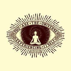 universe-alan-watts mens t-shirt Stylo Art, Wall Collage, Wall Art, Hippie Art, Pretty Words, Psychedelic Art, Art Inspo, Magick, Art Drawings
