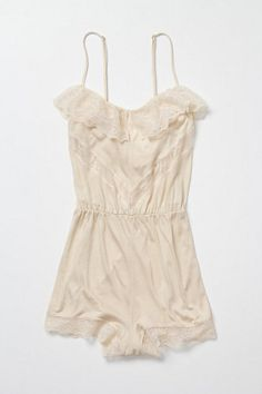 Anita Jersey Romper #anthropologie