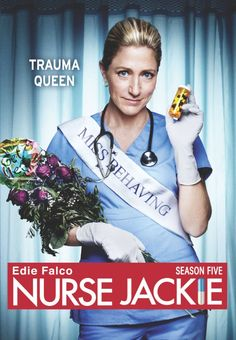NURSE JACKIE returns for a fifth season with Edie Falco as Jackie Peyton, a role that has earned Falco her third consecutive Primetime Emmy® nomination. Description from lionsgate.com. I searched for this on bing.com/images