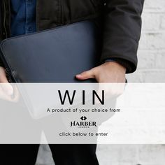 #Giveaway #Win product of your choice from @harberlondon #Leather #Wallet #Folio #Cover #International https://wn.nr/r8UEpg