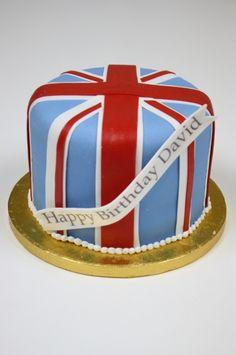 Let Them Eat Cakes: Union Jack Cake