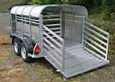 Quality Ifor Williams Livestock Trailers at Universal Trailers. Huge range of trailers at exceptional prices. Livestock Trailers, Horse Trailers, Billy Goats Gruff, Boer Goats, Farming Ideas, Mini Pony, Trailer Plans, Farm Barn, Horses