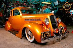 """""""1935 plymouth"""" custom 