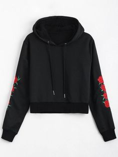 GET $50 NOW   Join Zaful: Get YOUR $50 NOW!https://m.zaful.com/floral-patched-drawstring-hoodie-p_311412.html?seid=8289599zf311412