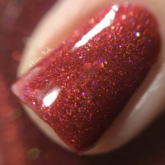 Evil Client from the Robin Moses Inspired collection Indie Polish by MDJ Creations by MDJCreations on Etsy