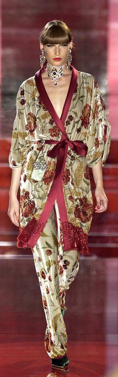 ♡VALENTINO Haute Couture Fall 2003