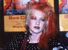 Famous hair -80s