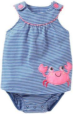 Carters Baby Girl Crab Stripe Sunsuit Navy 9 Mo Carter's,http://www.amazon.com/dp/B00HMYCYUQ/ref=cm_sw_r_pi_dp_cde8sb1W3RZSDC78