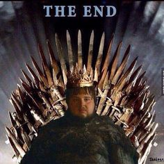 Game of Thrones: The End.