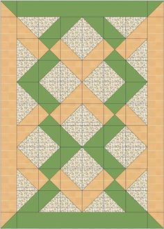 A Small quick and easy baby quilt pattern. That would make the perfect gift for the special little o Quilt Baby, Lap Quilts, Machine Quilting Patterns, Baby Quilt Patterns, Quilting Designs, Half Square Triangle Quilts, Square Quilt, Star Quilt Blocks, Quilted Table Runners