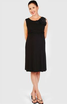 Japanese Weekend Maternity Hug-a-Boo™ Dress available at #Nordstrom