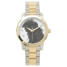 #Affenpinscher puppy wristwatch - #Petgifts #Pet #Gifts #giftideas #giftidea #petlovers
