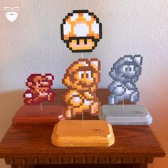 Mario trophies