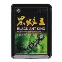 Black Ant King Green Pill 10ct 3800mg Black Ants Ants