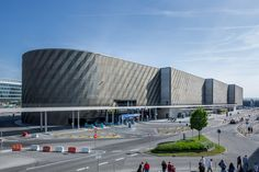 Galería de Terminal de Buses Aeropuerto de Stuttgart / Wulf Architekten - 5