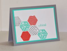 Jill's Card Creations: Clean and Simple Six-Sided Sampler