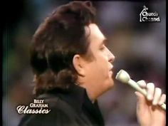 Dallas, Texas - Billy Graham Crusade in 1971 - one of the first events at Texas Stadium  Fantastic Performance of this song