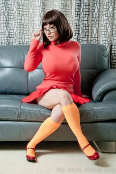 Ani-Mia as Velma [Cosplay Pics] | Geeks are Sexy Technology News
