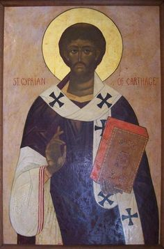 St. Cyprian of Carthage in Africa, Bishop and Martyr